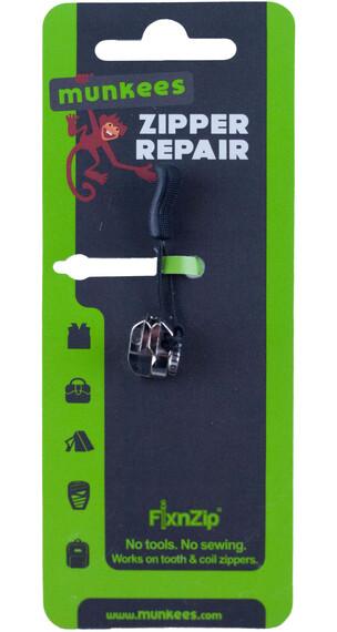FixnZip Zipper Repair Kit S Silver